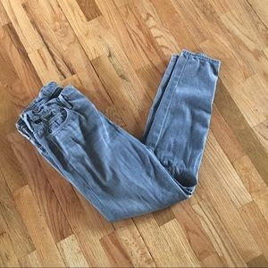 Citizens of Humanity Gray Jeans size 29 skinny